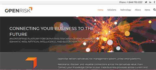Web design of Business website