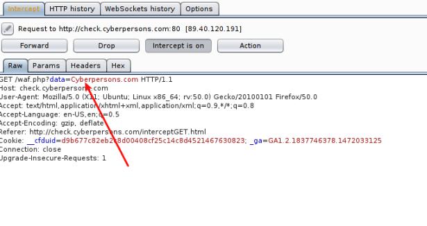 Use Burp Proxy to Intercept HTTP Traffic!   Linux Tutorials