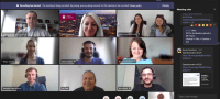 2nd transnational project partners meeting (virtual)