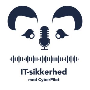 It-sikkerhed med cyberpilot logo