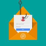 Håndtering af en phishingmail