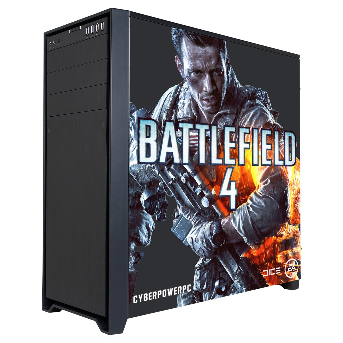 Enter For Your Chance To Upgrade Your BF4 Battle Station CYBERPOWERPC