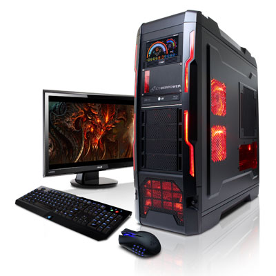 Build Your Own Battle Station CYBERPOWERPC