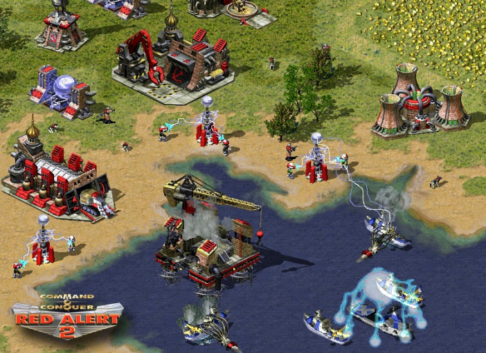 5 Old PC Games Still Worth Playing   CYBERPOWERPC Command   Conquer Red Alert 2
