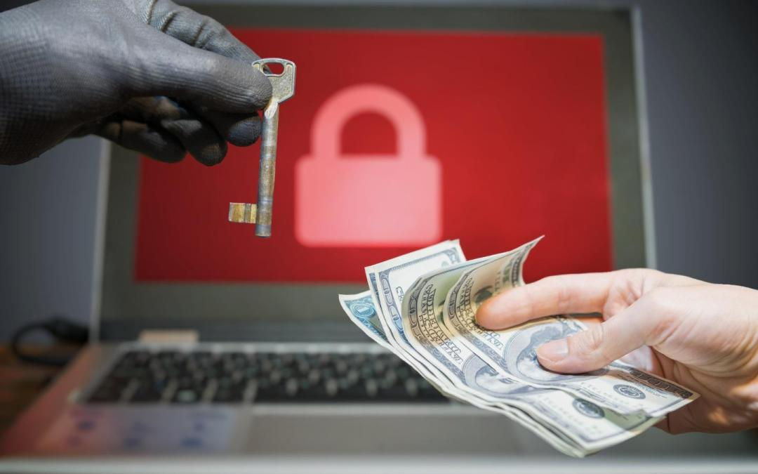 Ransomware: Surge in attacks as hackers take advantage of organizations under pressure