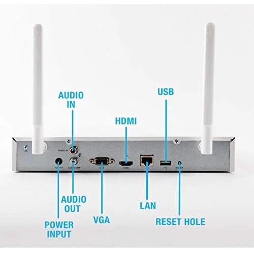 Ezviz 4 channel nvr CS-X5C-4APEC cyber pro bangalore 3