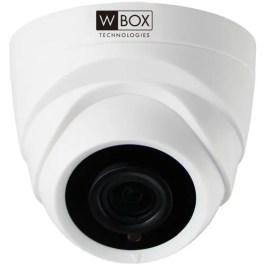 WBOX CCTV Dome Camera 1080p 4 in 1 (WBC0E-CLHD2R2FPE)