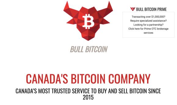 Bull Bitcoin Review