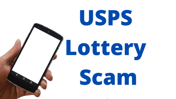 USPS Lottery Scam