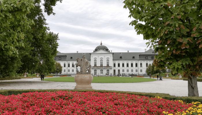 Stránka slovenského prezidenta čelila DDoS útokom