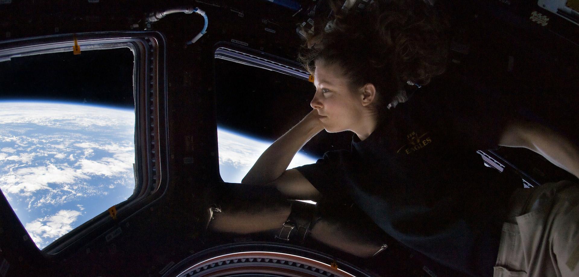 Astronautka je podozrivá z prvého z trestného činu vo vesmíre