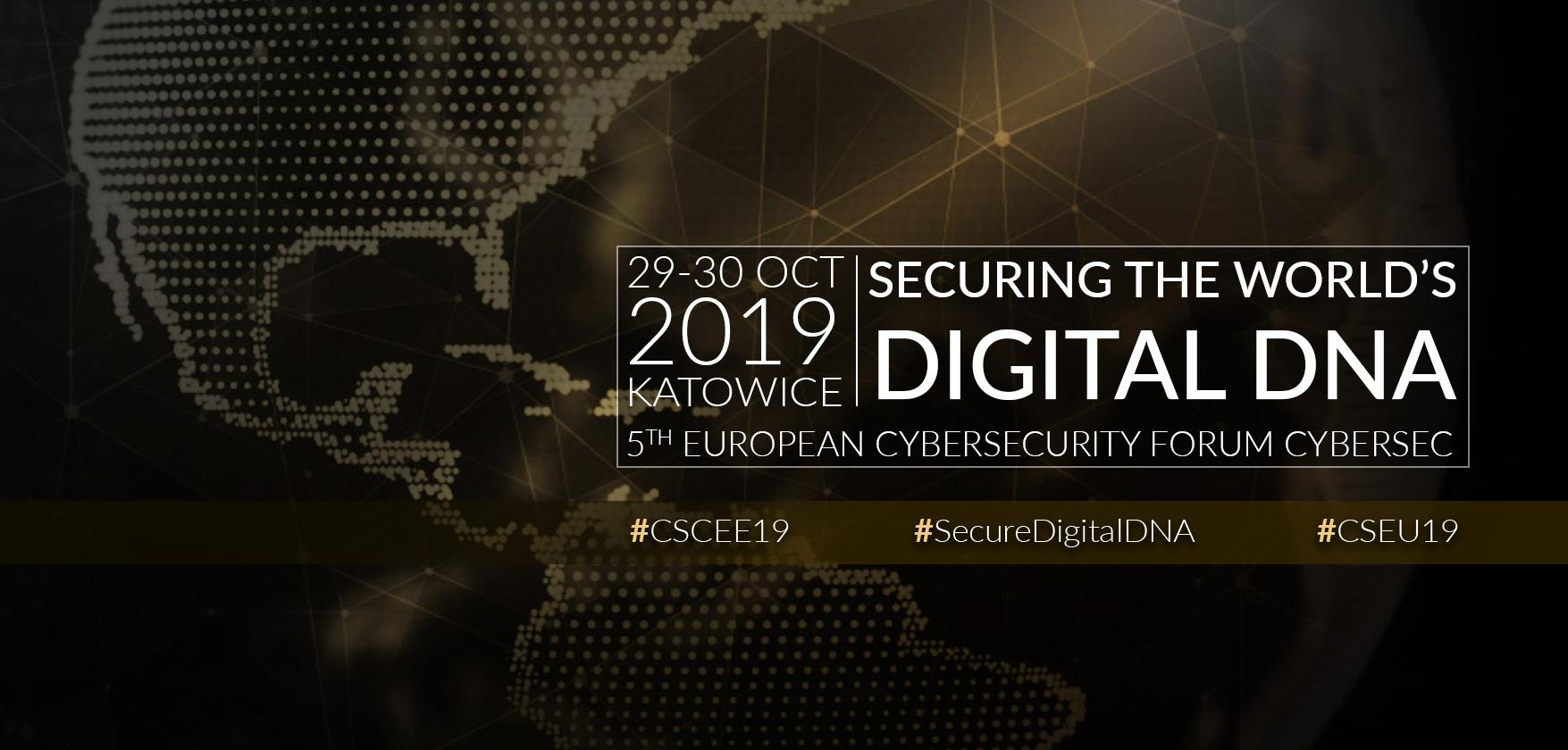 Zaregistrujte sa na konferenciu CYBERSEC 2019 ešte dnes!