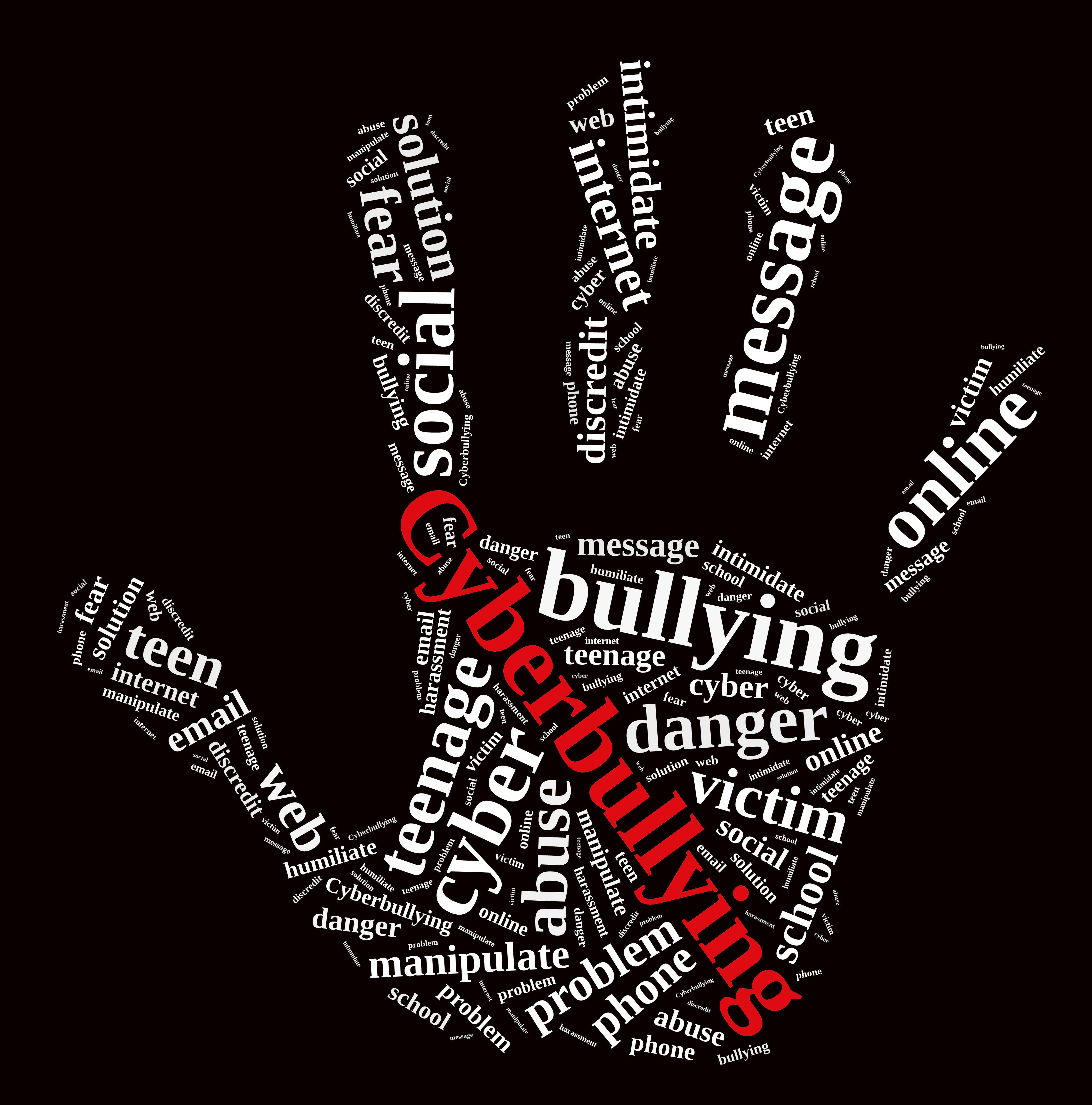 Help To Stop Cyberbullying Oit Cybersecurity