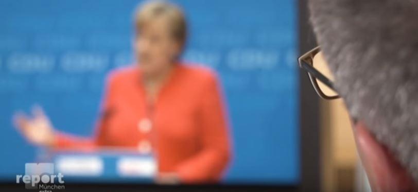 Autoritätsverlust: Angela Merkel und die CDU