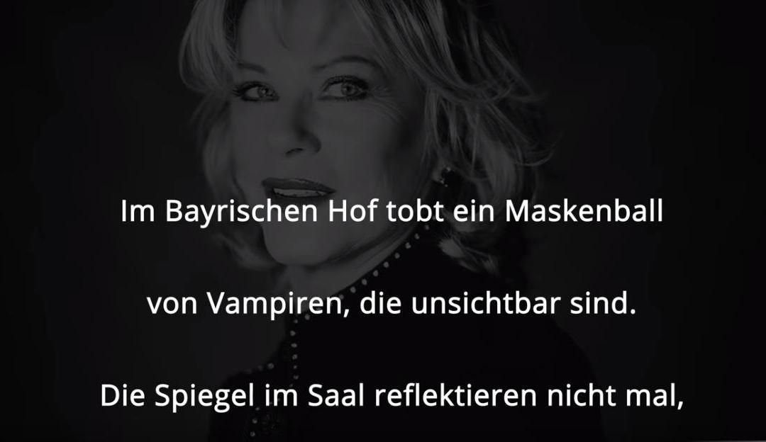Lisa Fitz: Droht jetzt Verbot Ihres neuen Songs? Tanz der Vampire