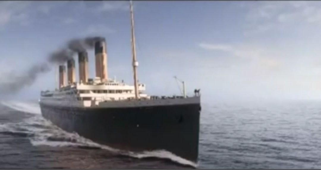 Kapitän – wohin steuert unser Schiff – siehst du nicht das dunkle Riff?