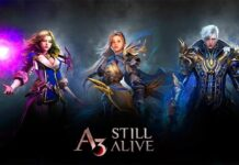 A3 still alive game