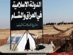 ISIS Establishing the Caliphate