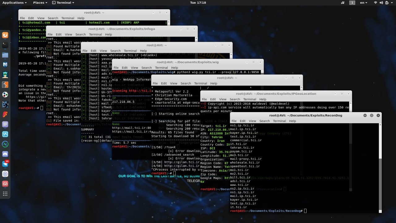 Iranian Hacker training Roadmap #SANS once again and for