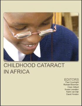 Childhood Cataract Africa WP LS