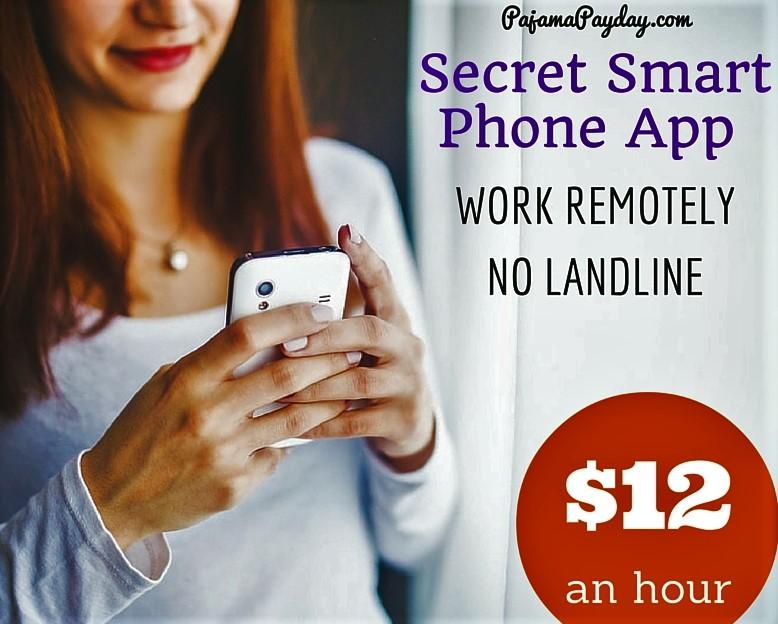 Secret Smart Phone App