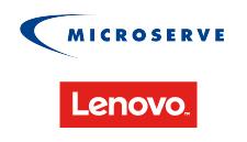 website logos_Microserve_Lenovo websize
