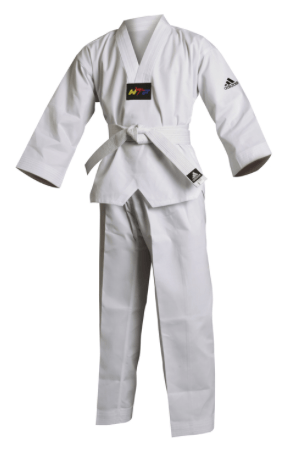 Adidas Student Taekwondo Uniform