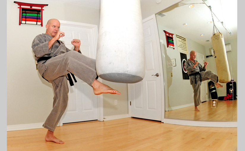Martial Arts At Home