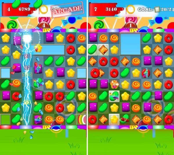 糖果豪華版 App