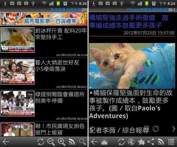 看新聞Taiwan App