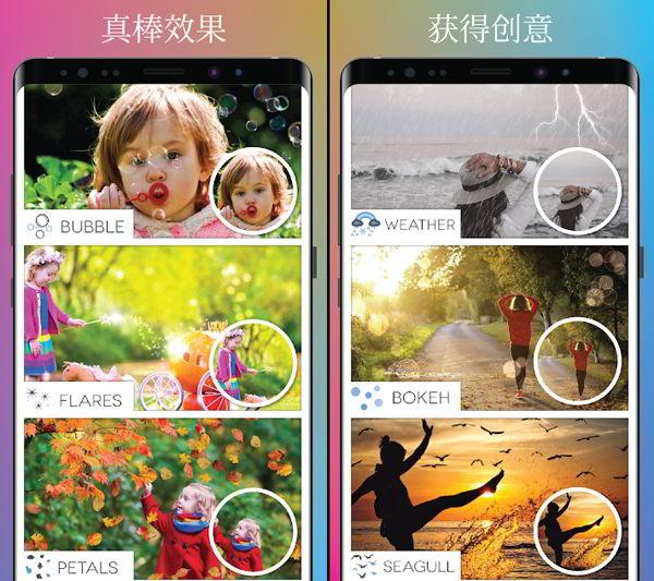 Fotogenic - 臉部和身體修圖神器 App