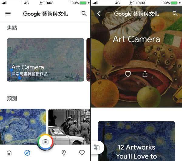 Google Arts & Culture (Google 藝術與文化)