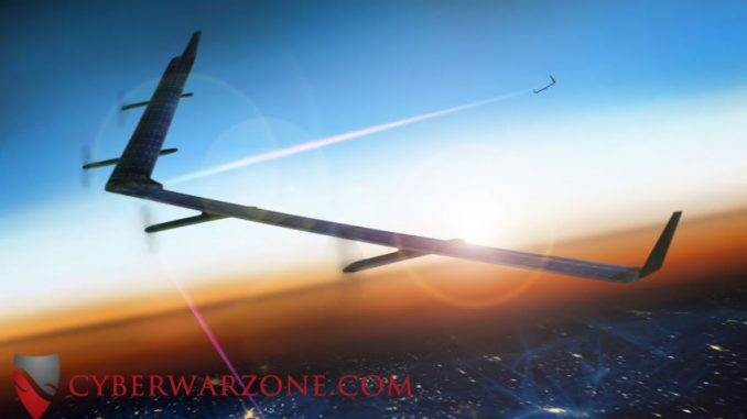 Facebook is building a massive fleet of solar-powered internet drones