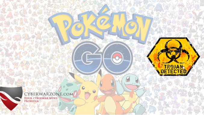 Pokemon Go ransomware spotted in the wild – uses Pikachu icon