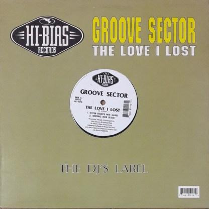 Groove Selector - vinilos de musica electronica