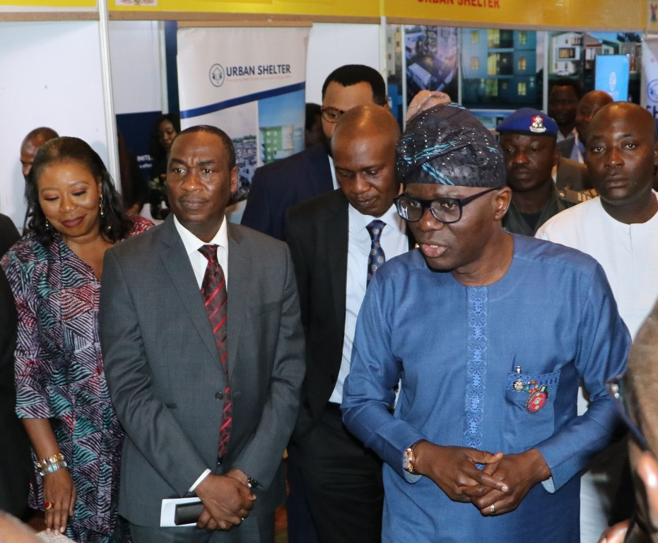sanwo olu and real estate business - We're committed to making Lagos a Smart City — Dep Gov