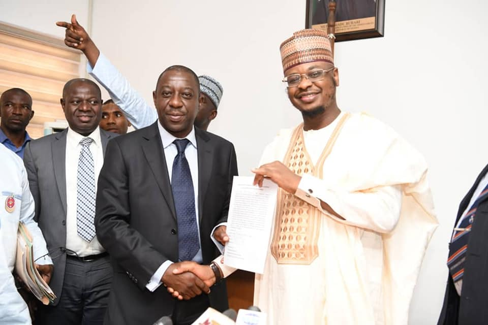 ncc adeleke adewolu and isa pantami - NCC will not compromise commitment to protection of consumers' rights—Adewolu
