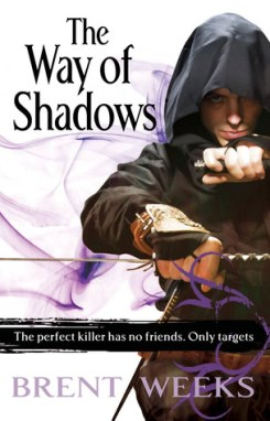 14. The Way of Shadows by Brent Weeks