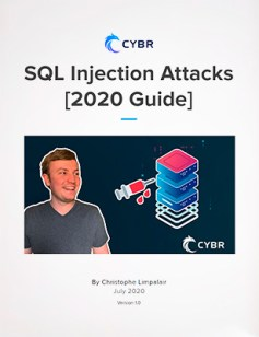 SQL Injection Attacks Ebook Cover