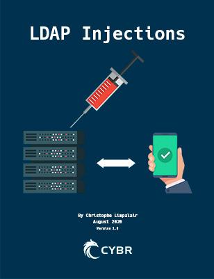 LDAP ebook cover image