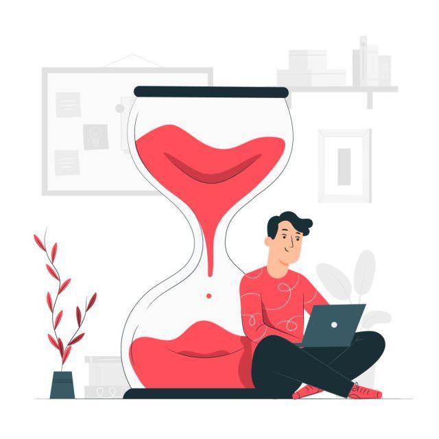 Time illustration