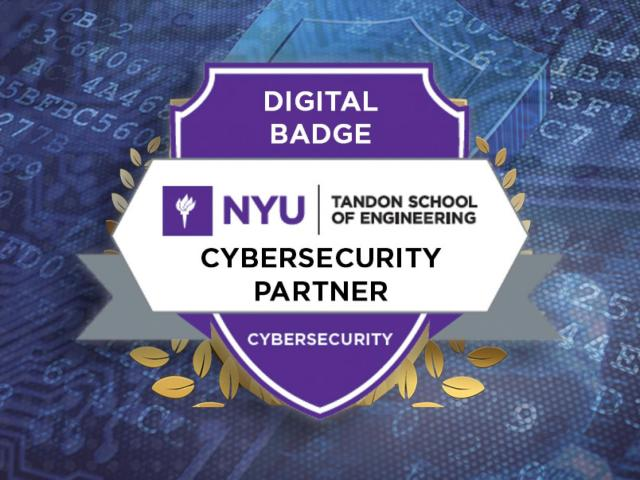 Cybr is an NYU Tandon School of Engineering Cybersecurity Partner