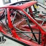 Bmw E36 V3 Roll Cage With Nascar Door Bars Cybul