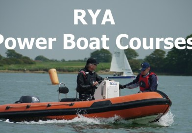 RYA Powerboat Level 2 Courses 2018