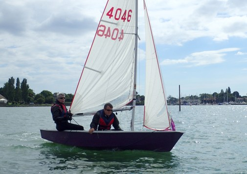 Dinghy week 2017