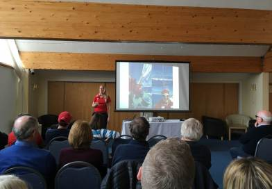 "Winter Lecture, 11th March 2018 – Caroline Bowen ""Clipper Race"""