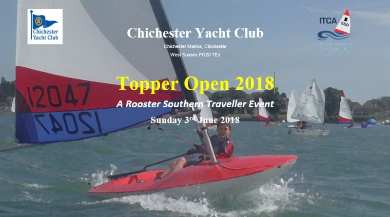 CYC Topper Open 2018