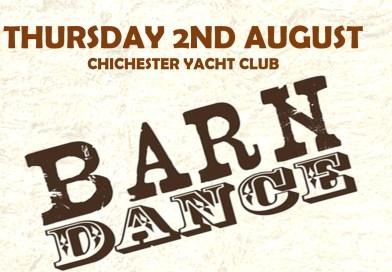 Barn Dance Thursday 2nd August