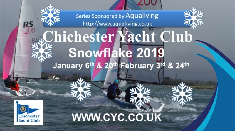 CYC Snowflake Series 2019