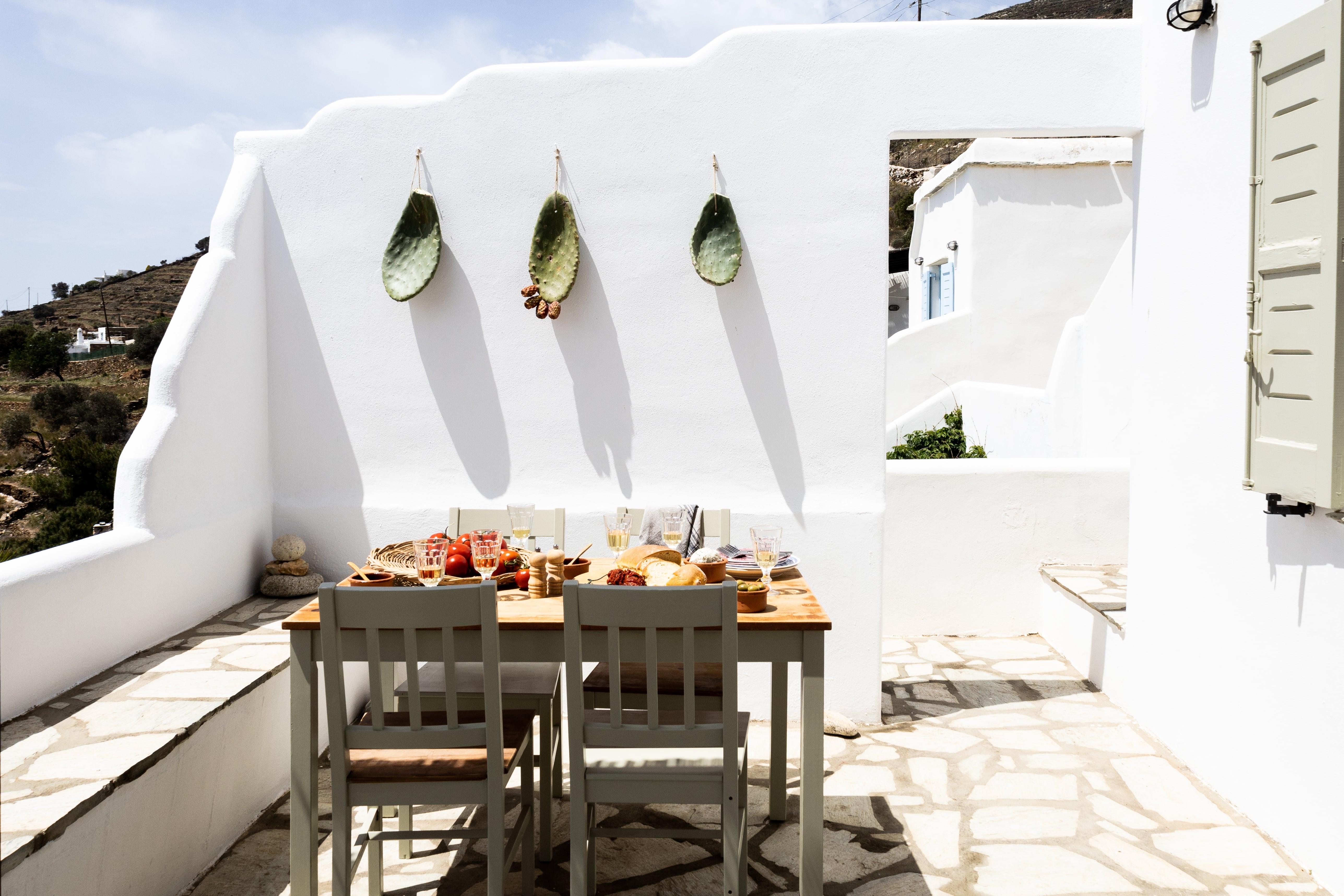 Aegean Dream Bella Vista Apartments | Tinos Island